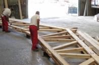 bâtiment agricole bois charpente tradionnelle